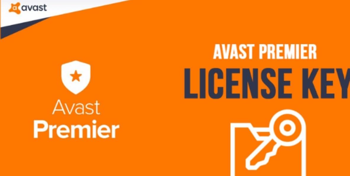 Avast Premium Security Key