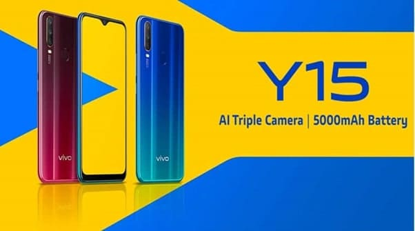 What Will You Get In Vivo Y15 Pro